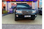 Toyota Land Cruiser 4.5 Twin-Turbo D AT 4WD (5 мест) (235 л.с.)