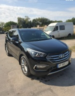 Hyundai Santa Fe 2.2 CRDI AT AWD (200 л.с.)