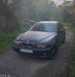BMW 5 Series 520i MT (150 л.с.)