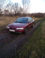 Ford Mondeo 2.0 MT (136 л.с.)