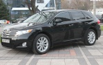 Toyota Venza 2.7 AT AWD (181 л.с.)
