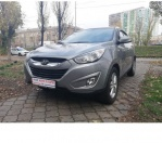Hyundai Tucson 2.0 CRDi AT 2WD (150 л.с.)