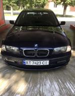 BMW 3 Series 320d MT (136 л.с.)