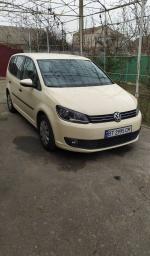 Volkswagen Touran 1.6 TDI АТ (105 л.с.)