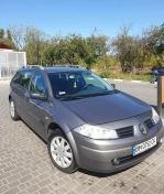 Renault Megane 1.6 MT (113 л.с.)