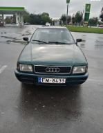 Audi 80 2.0 МТ (90 л.с.)