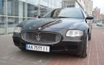 Maserati Quattroporte 4.2 Turbo AT (400 л.с.)