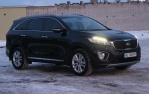 KIA Sorento 2.2 D AT AWD (5 мест) (200 л.с.)