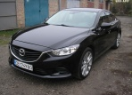 Mazda 6 2.5 SKYACTIV-G AT (186 л.с.)