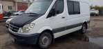 Mercedes Sprinter 318 CDi MT стандартная база высокая крыша (184 л.с.)