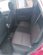Mitsubishi ASX 2.0 CVT AWD (150 л.с.)
