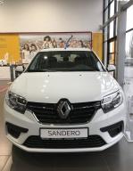 Renault Sandero 1.0 МТ (73 л.с.)