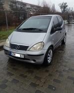 Mercedes A A 140 MT (82 л.с.)