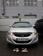 Hyundai Elantra 1.8 AT (150 л.с.)
