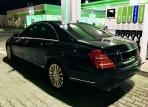 Mercedes S S 350 CDI BlueTEC 4MATIC 7G-Tronic (258 л.с.)