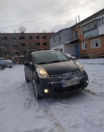 Nissan Note 1.4 MT (86 л.с.)