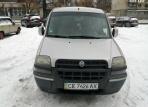 Fiat Doblo 1.9 D MT (63 л.с.)