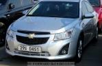 Chevrolet Cruze 1.8 AT (141 л.с.)