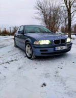 BMW 3 Series 318i MT (118 л.с.)