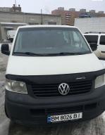 Volkswagen Transporter 1.9 TDI LWB L2H1 MT (102 л.с.)