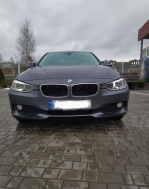 BMW 3 Series 320d MT (184 л.с.)