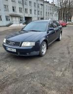 Audi A6 2.5 TDI MT (155 л.с.)