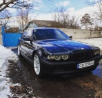 BMW 7 Series 735i AT (235 л.с.)