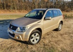 Suzuki Grand Vitara 2.4 AT (169 л.с.)