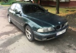 BMW 5 Series 520i AT (150 л.с.)