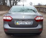 Renault Fluence 2.0 CVT (137 л.с.)