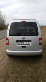 Volkswagen Caddy люкс