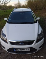 Ford Focus 1.6 TDCi MT (109 л.с.)