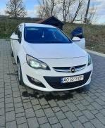 Opel Astra 1.7 CDTI MT (110 л.с.)