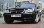 Mercedes S S 600 5G-Tronic длинная база (500 л.с.)