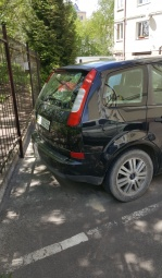 Ford C-max 1.8 Flexi-fuel MT (125 л.с.)