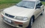 Mazda 323 1.5 AT (90 л.с.)
