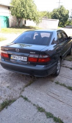 Mazda 626 2.0 MT (126 л.с.)