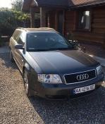 Audi A6 2.5 TDI MT (163 л.с.)