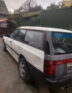 Subaru Legacy 2.2 MT 4WD (136 л.с.)