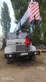 Спецтехника Автокран Автокран Кс 3575А на базе Краза 250