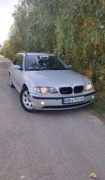 BMW 3 Series 320d 5MT (150 л.с.)